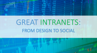 Great Intranets From Design to Social