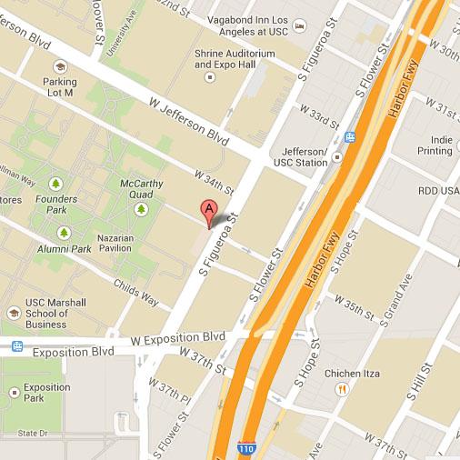 USC Davidson Conference Center - 3415 S. Figueroa St., Los Angeles, CA   90089