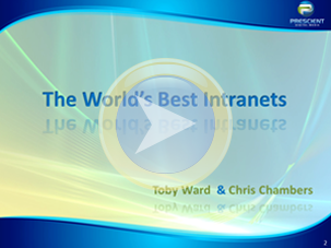 Best Intranets Video Thumbnail