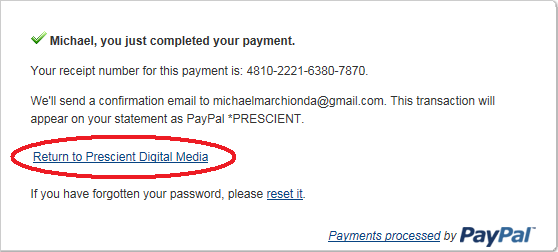 Paypal - How to