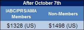 IGF pricing - after October 7