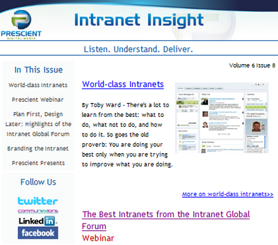 Intranet Insight