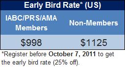 IGF early bird discount