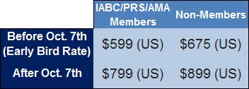 IGF pricing 2 days