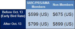 IGF Oct 2011 Pricing