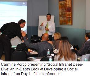 Carmine Porco IGF presenter