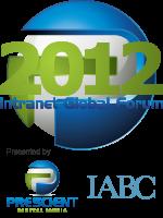 Intranet Global Forum 2012