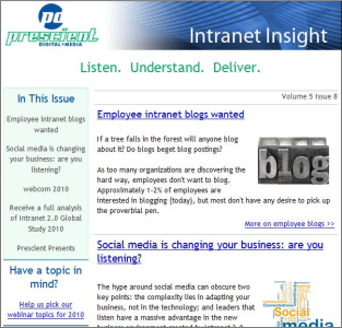Intranet Insight 2