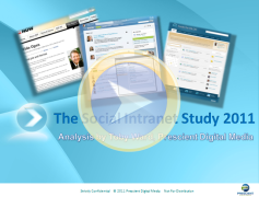 Social Intranet Study 2011
