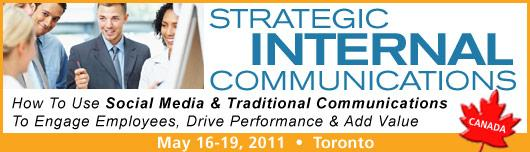 Internal Communications Conference Banner